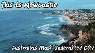 Newcastle ONE Day Travel GUIDE | Australia's MOST UNDERRATED City | The BEST Things To SEE & DO