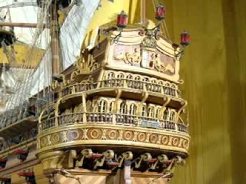 Barco espa ol san felipe siglo xvii 1690 youtube - Specchio in spagnolo ...