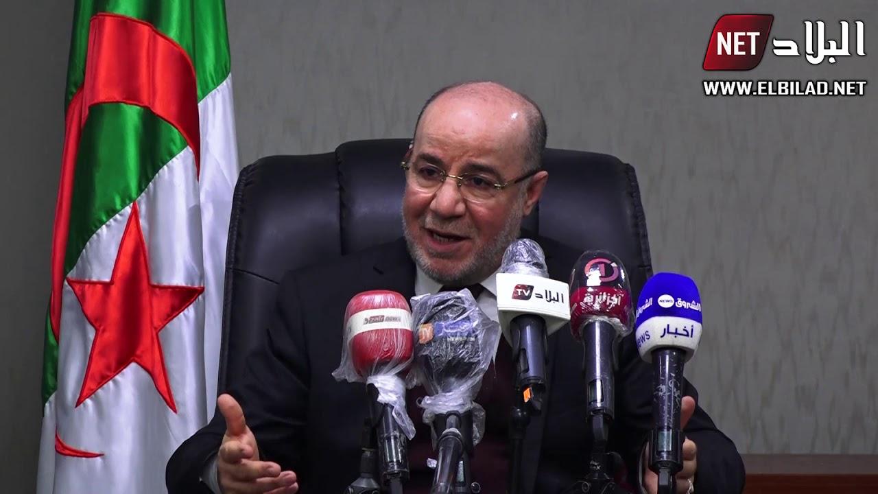 وزير الشؤون الدينية يوضح بخصوص تعليق صلاة التراويح في المساجد؟!