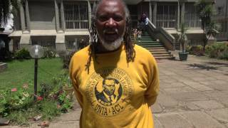 Ambassador Yaw In to Ethiopia National Museum Tour  - አምባሳደር ያው በኢትዮጵያ ብሄራዊ ሙዚየም ጉብኝት