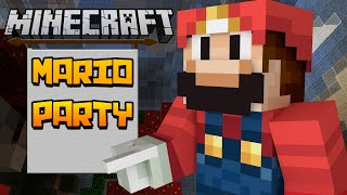 ПАТИ ИГРЫ - Minecraft MARIO PARTY (Mini-Game)