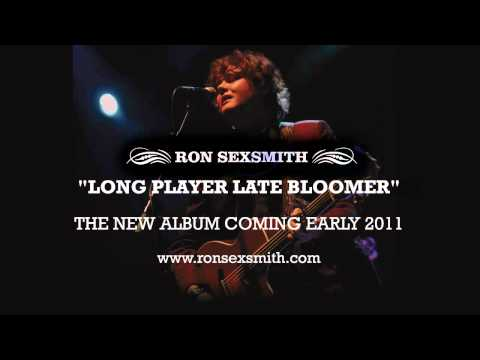 Ron Sexsmith Long Player Late Bloomer Announcement