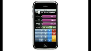 VAT Pro for iPhone Overview