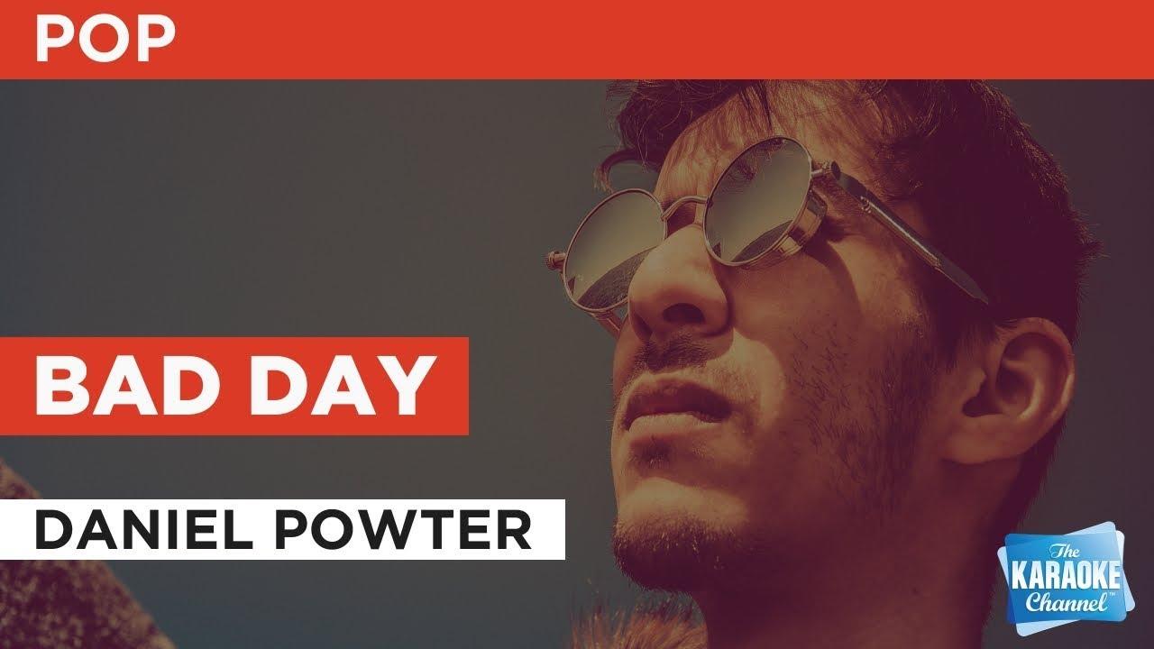 Download lagu daniel powter bad day mp3 gudanglagu.
