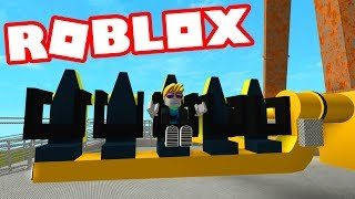 MAKING A THEME PARK IN ROBLOX! *TYCOON*