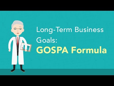 How To Set Long-Term Goals In Business | Brian Tracy