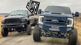 I Wont Destroy my Trucks Under One Condition