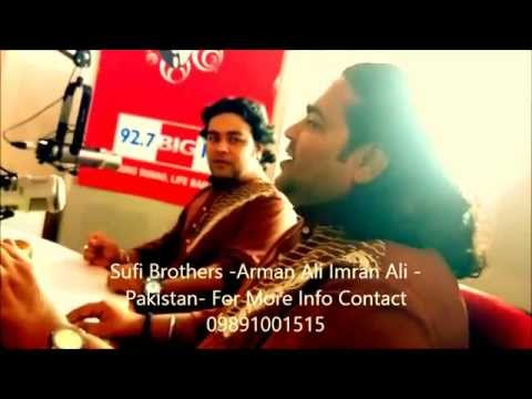 Sufi Brothers- Arman Ali & Imran Ali - Pakistan
