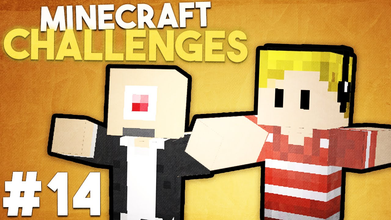 Minecraft Challenges #14 - HOE IS DIT MOGELIJK?! - Minecraft Challenges # 14 - HOW IS THIS POSSIBLE ?!