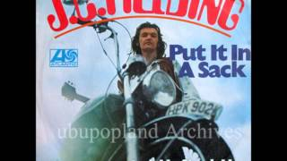J.C.Fielding - Put it in a sack - UK Glam psych clubsound 74