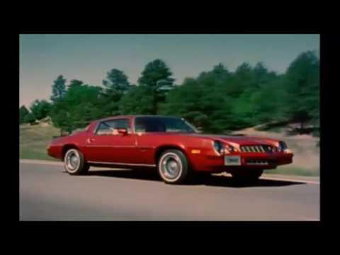 Vintage Chevrolet Camaro Commercials