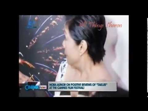 Nora Aunor's Taklub Premieres At The French Film Festival (Cinema News, June 5, 2015)