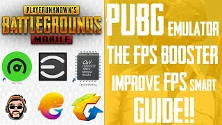 How to Improve FPS in PUBG MOBILE [2018] | Improve FPS in Tencent Gaming Buddy | WiseMGaming