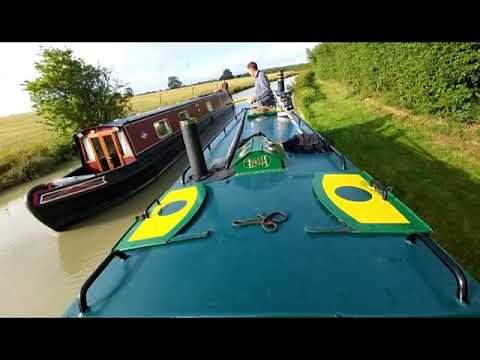 Grand Union Canal Historic Barge
