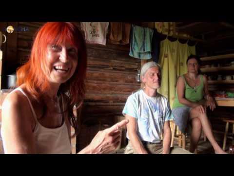 Marcelka z hor – rozhovor s Igorem v chaloupce (14. 11. 2013)