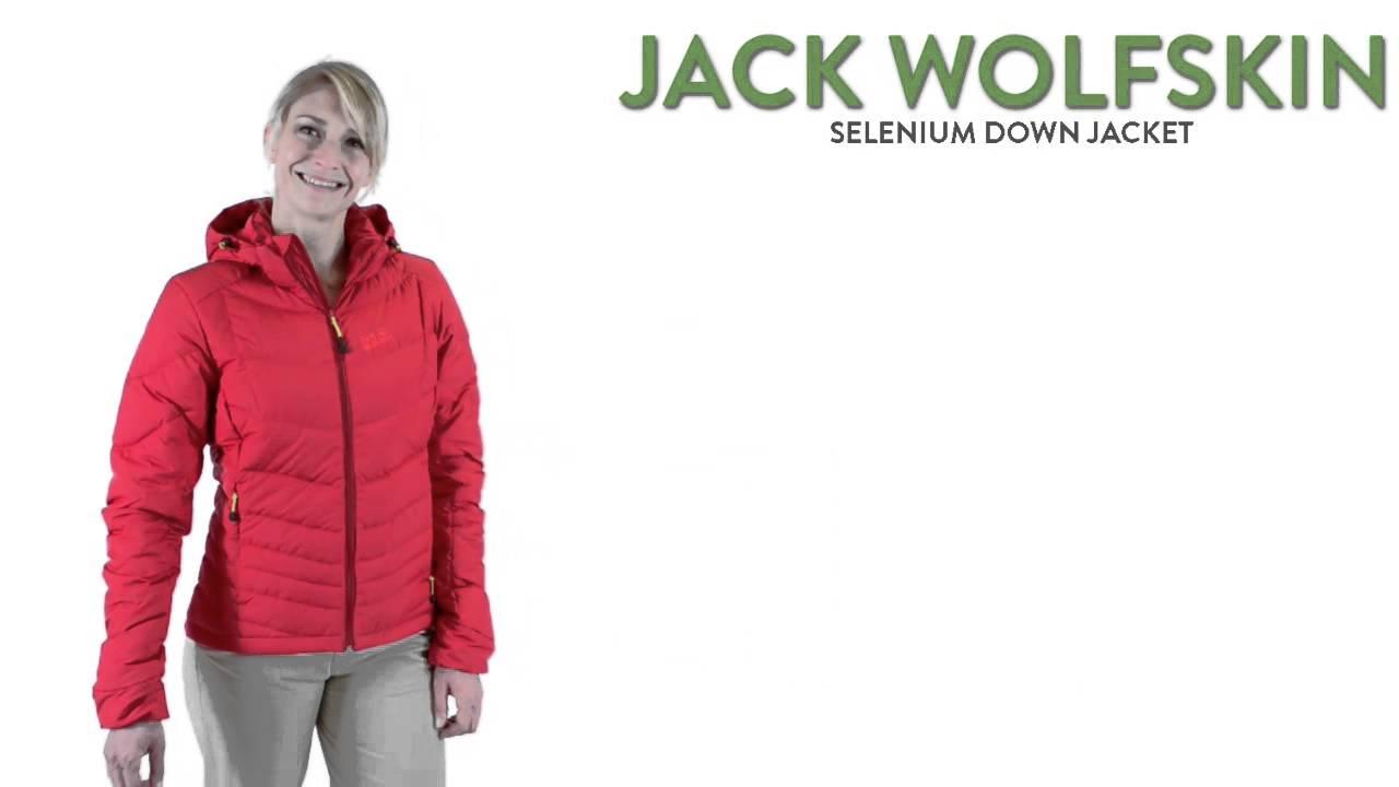 e895a3f3ac4 Jack Wolfskin Selenium Down Jacket - 700 Fill Power (For Women ...