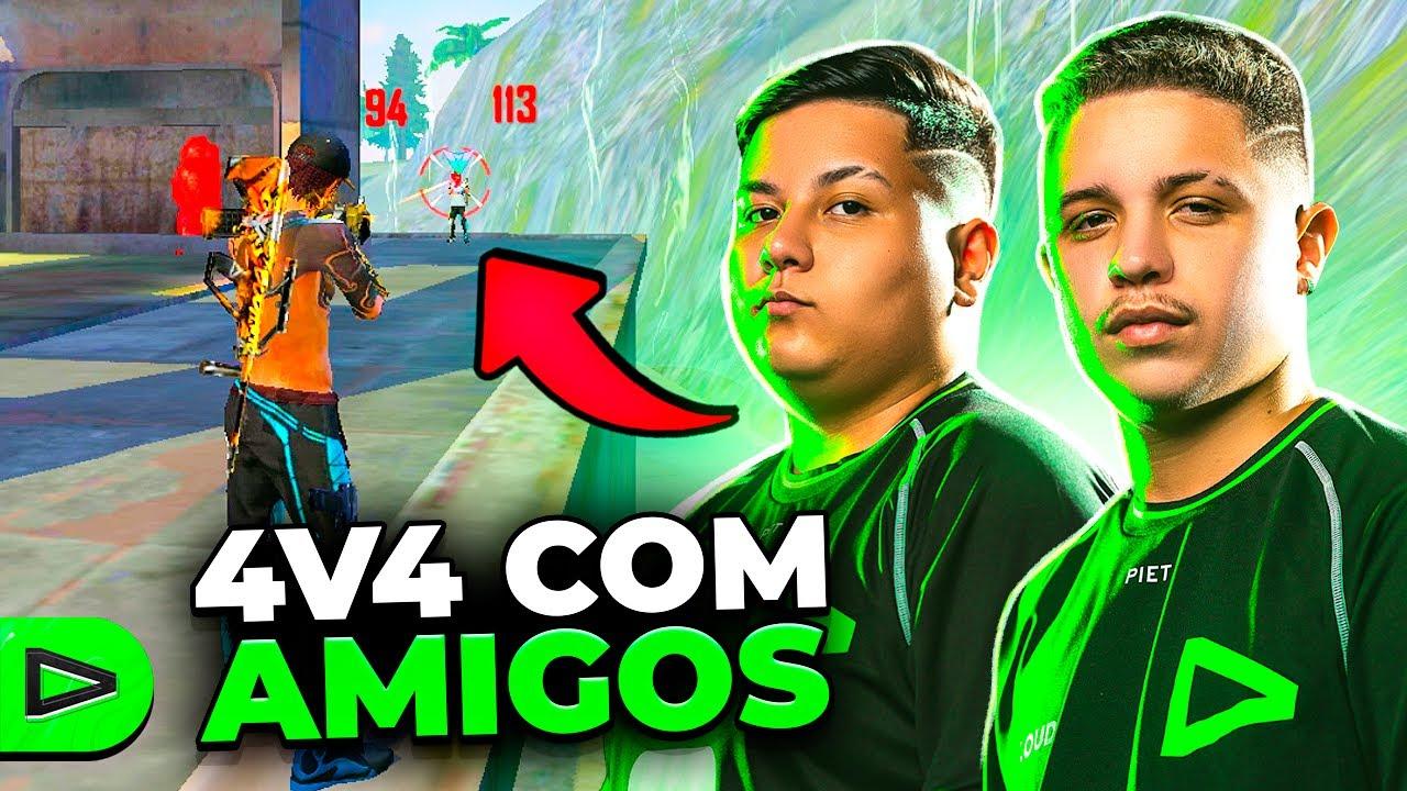 AMIGOS DO NODA VS AMIGOS DO CAUAN!