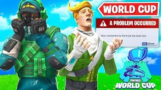 You Wont Believe What Happens... (Fortnite World Cup)