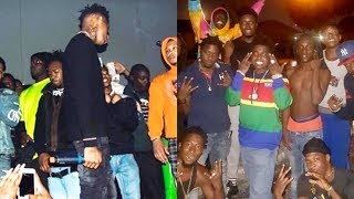 Nba Youngboy Squad Responds To Kodak Sniper Gang For Going at Youngboy