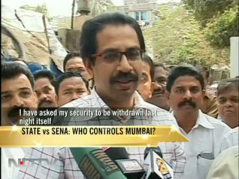 State vs Sena: Who controls Mumbai?