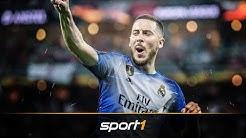 Real-Wechsel fix! So entwickelte sich Eden Hazard zum Weltstar | SPORT1