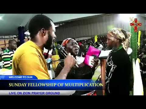 Download SUNDAY FELLOWSHIP OF MULTIPLICATION. GOD BLESS YOU FOR JOINING US TODAY