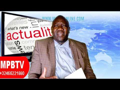MPBTVActualté Compliquée23-05-:Des milliers des Rwandais  en RDC-Luanda menace Kabila-Kamwena Nsapu.