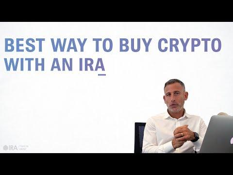 Adam Talks - Best Way To Buy Bitcoin, Litecoin, Ethereum With An IRA