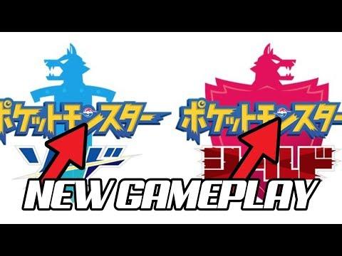 pokemon-sword-&-shield---new-gameplay-mechanic-hinted!
