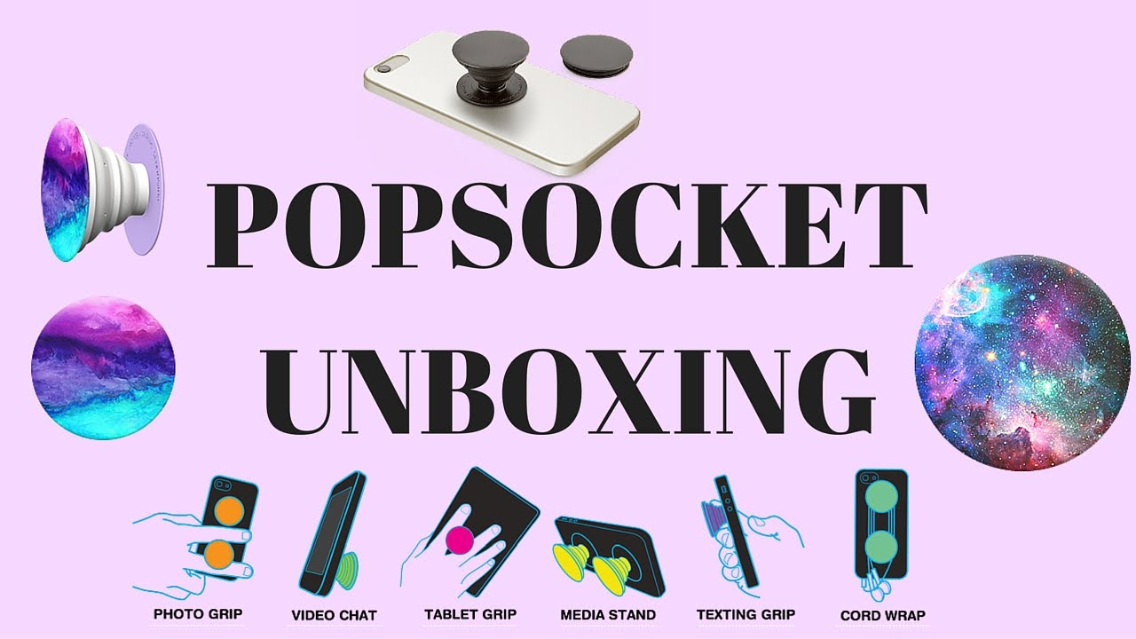 how to get your popsocket off