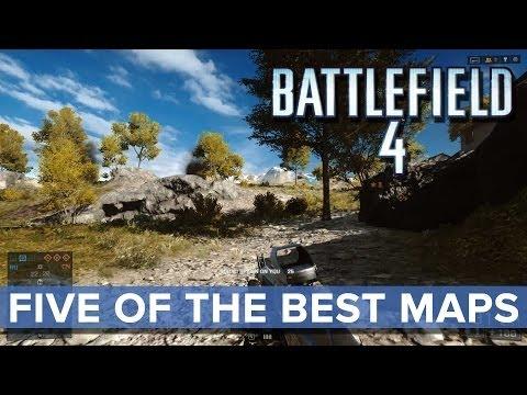 Battlefield 4 - Showcasing Five Maps - Eurogamer