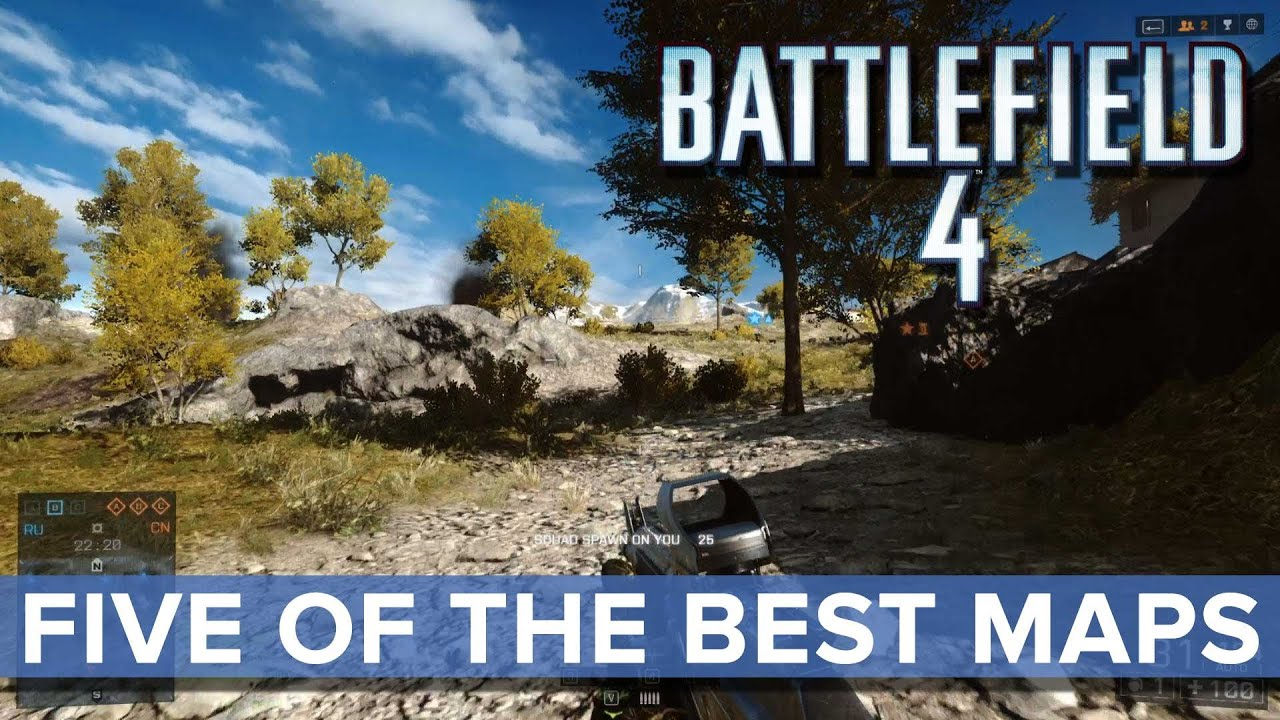 Battlefield 4 Second Assault redesigns four maps from