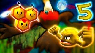 "Pixelmon Adventure Roleplay - ""SHINY SUNRISE...SPOOKY SURPRISE?"" - Episode 5 - Minecraft Pokemon Mod"