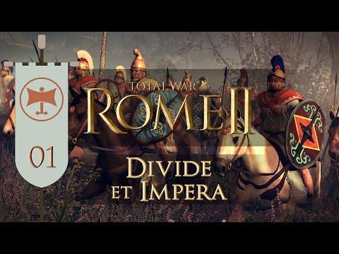 Total War: Rome II (Divide et Impera) - Odrysian Kingdom - Ep.01 - Breaking Treaties!