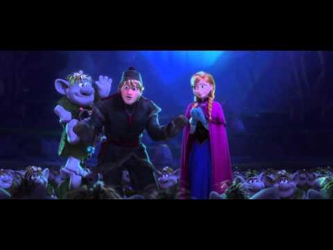 Frozen 2013 - Meeting The Trolls- Fixer Upper