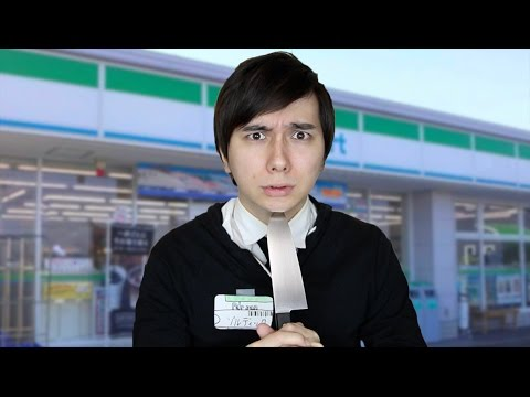 Thumbnail: コンビニに来るウザイ客ⅩⅩⅠ Annoying Customers 21