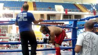 bahadır bayarslan turkiyesampiyonasi  control before match