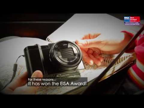 EISA AWARDS. BEST TRAVEL COMPACT CAMERA 2016-2017 - Panasonic Lumix DMC-TZ100