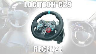 Recenze: Logitech G29