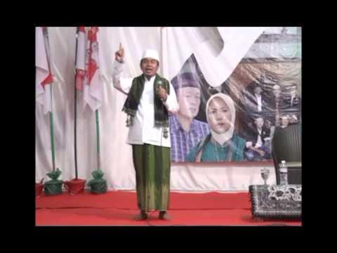 CERAMAH LUCU BERBOBOT KIAI SUBANG KH Musfik Amrullah di Pengajian Darma Bangsa ke-18