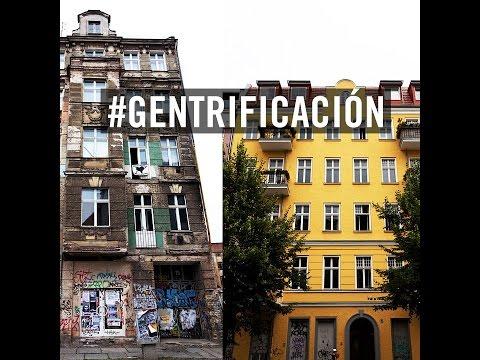#GENTRIFICACIÓN ¿Qué tanto han cambiado los barrios de las ciudades?
