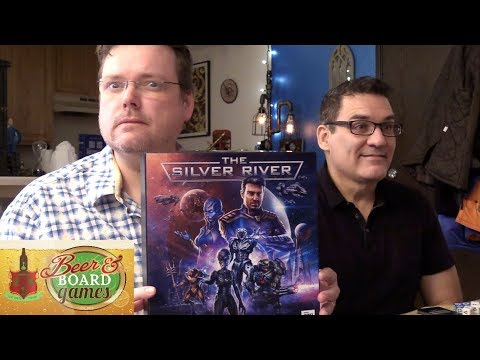 The Silver River | Beer and Board Games