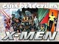 X-MEN - GUÍA de LECTURA