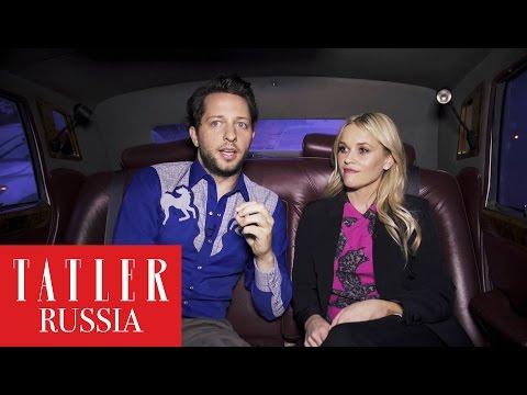 В такси со звездой: Риз Уизерспун придумывает название для своего кантри-альбома