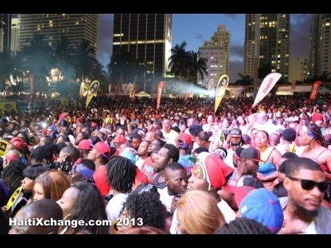 Compasfest 2013 - Haitian Flag Day Miami