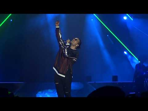 Maluma - Hangover (Live in Brussels, FAME Tour - Palais 12) HD