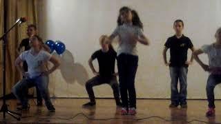 Скачать Танец для 4 класса