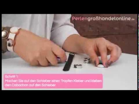 DIY: Wie machen Sie ein Polaris Cuoio Armband?