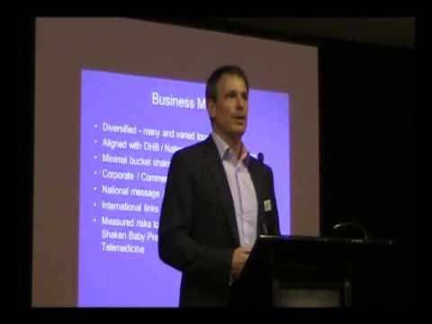 Charities Services Annual Meeting 2013 - Brad Clark, Starship Foundation