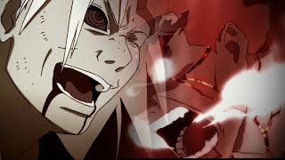 Madara vs Might Guy - English Dubbed (8th Inner Gates)